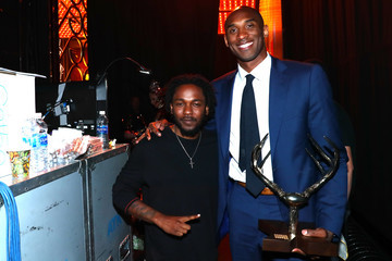 Kendrick Lamar Spike TV's 'Guys Choice 2016' - Backstage And Audience