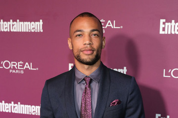 Kendrick Sampson 2017 Entertainment Weekly Pre-Emmy Party - Red Carpet