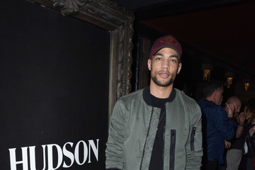 Kendrick Sampson Hudson Hosts Private Event at Hyde Staples Center for Red Hot Chili Peppers Concert