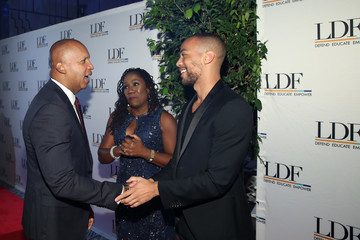 Kendrick Sampson NAACP LDF 32nd National Equal Justice Awards Dinner - Arrivals