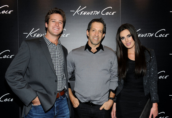 Grand Opening Of Kenneth Cole Boutique At Santa Monica Place - Inside