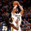 Kenneth Faried New Orleans Pelicans v Denver Nuggets