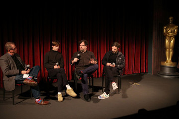 Kenneth Lonergan The Academy of Motion Picture Arts and Sciences Hosts an Official Academy Screening of 'Manchester By the Sea'
