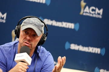 Kenny Chesney SiriusXM's The Highway Channel Broadcasts Backstage Leading Up To The Academy Of Country Music Awards
