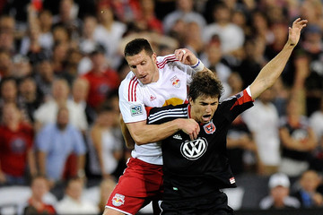 Kenny Cooper New York Red Bulls v DC United