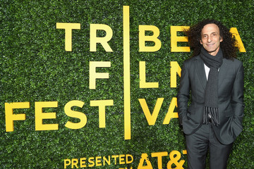 "Kenny G ""Clive Davis: The Soundtrack Of Our Lives"" Premiere Arrivals - 2017 Tribeca Film Festival"