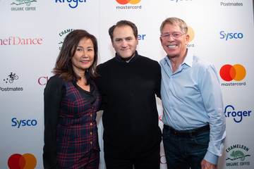 Kenny Griswold Chefdance at Sundance Night 2 with Chef Melissa Perello, Honoring Martha Stewart