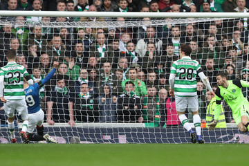 Kenny Miller Rangers v Celtic - Ladbrokes Scottish Premiership