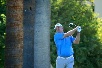 Kenny Perry Charles Schwab Cup Championship - Round Two