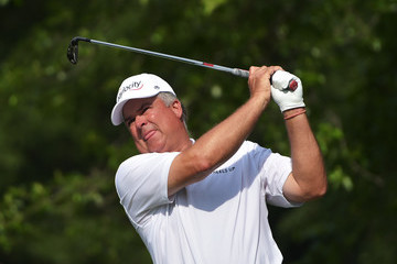 Kenny Perry U.S. Senior Open Championship - Round Two