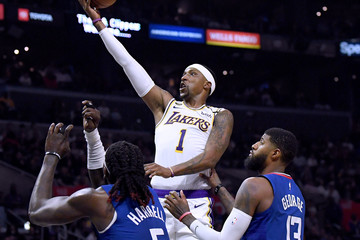 Kentavious Caldwell-Pope Los Angeles Lakers v Los Angeles Clippers