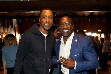 Kentavious Caldwell-Pope First Entertainment x Los Angeles Lakers and Anthony Davis Partnership Launch Event, March 4 in Los Angeles