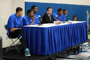 Anthony Davis John Calipari Photos Photo