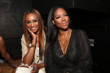 Kenya Moore 7th Annual Michael Jackson Tribute at 1OAK LA Hosted by Richie Akiva and Andre Harrell
