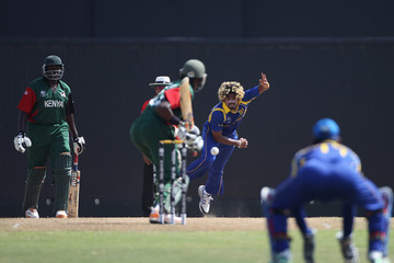 Collins Obuya Kenya v Sri Lanka: Group A - 2011 ICC World Cup