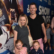 Kenzie Cameron Premiere Of Global Road Entertainment's 'Show Dogs' - Red Carpet
