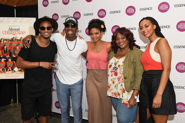 Cast From Almost Christmas.Keri Hilson Photos Photos Almost Christmas Cast Members