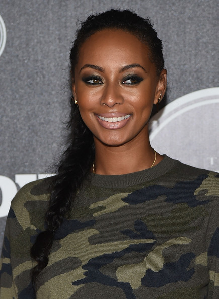 keri hilson photos photos arrivals at espns body at