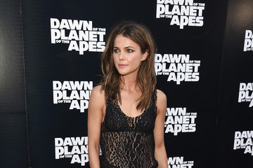 Keri Russell 'Dawn of the Planet of the Apes' Premieres in NYC