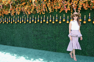 Keri Russell The Tenth Annual Veuve Clicquot Polo Classic - Arrivals