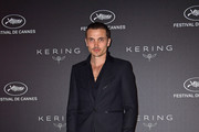 Karl Glusman attends the Kering Women In Motion Awards during the 72nd annual Cannes Film Festival on May 19, 2019 in Cannes, France.