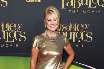 Kerri-Anne Kennerley 'Absolutely Fabulous: The Movie' Australian Premiere - Arrivals