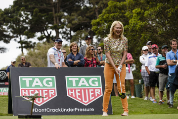 Kerri-Anne Kennerley TAG HEUER @ 2016 Australian Open - Day 3