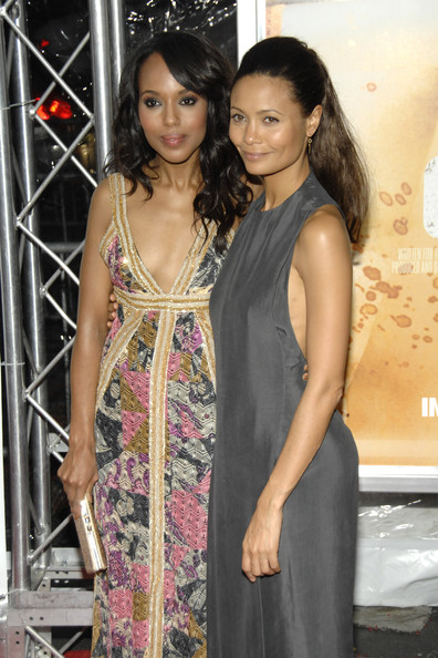 Thandie Newton For Colored Girls