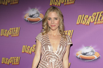 Kerry Butler 'Disaster!' Broadway Opening Night - After Party