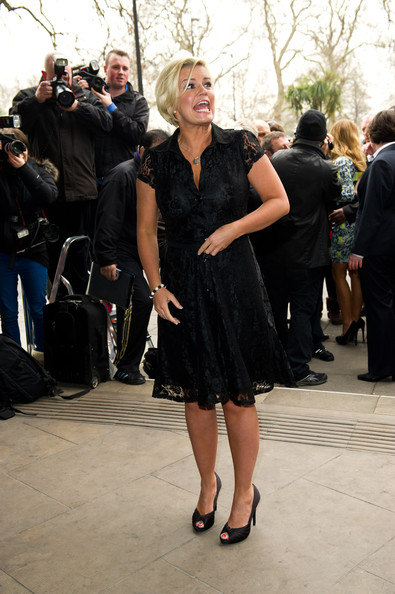 The TRIC Awards 2012 - Outside Arrivals