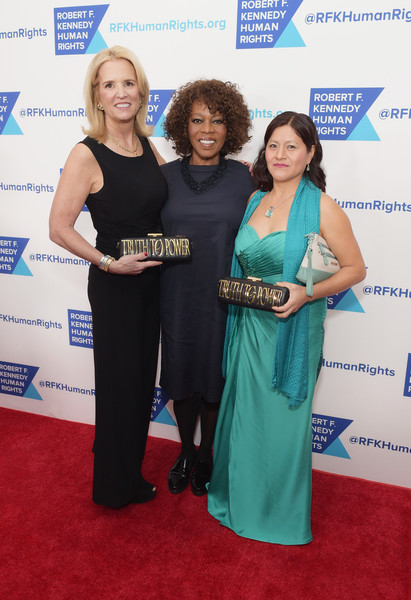 Robert F. Kennedy Human Rights Hosts Annual Ripple of Hope Awards Dinner - Arrivals