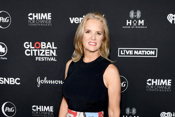 Kerry Kennedy 2018 Global Citizen Festival: Be The Generation - VIP Lounge