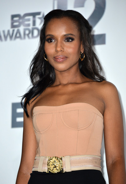 Kerry Washington - 2012 BET Awards - Press Room