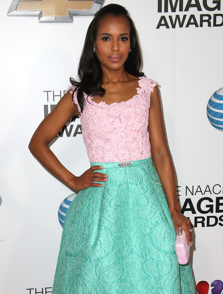 Kerry Washington - 44th NAACP Image Awards - Arrivals