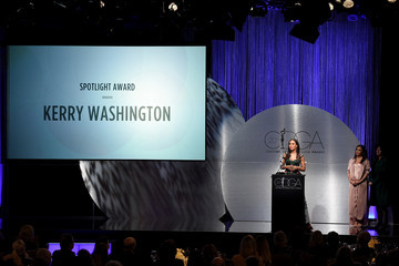 Kerry Washington 20th CDGA (Costume Designers Guild Awards) - Show and Audience