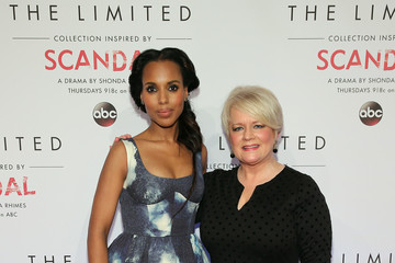 Kerry Washington The Limited Scandal Collection Launch Event