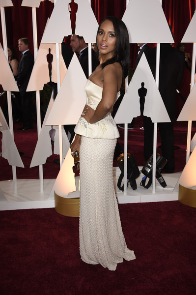 Kerry Washington - Arrivals at the 87th Annual Academy Awards — Part 3