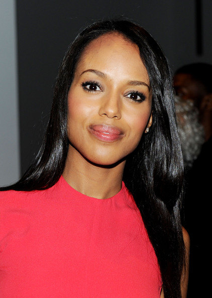 Kerry Washington Actress Kerry Washington attends the Calvin Klein    Kerry Washington