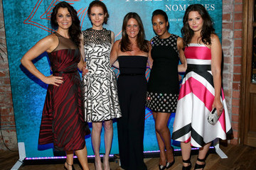 Kerry Washington Katie Lowes Variety and Women in Film Emmy Nominee Celebration