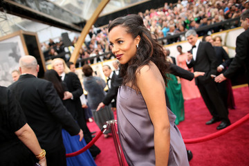 Kerry Washington Arrivals at the 86th Annual Academy Awards — Part 4