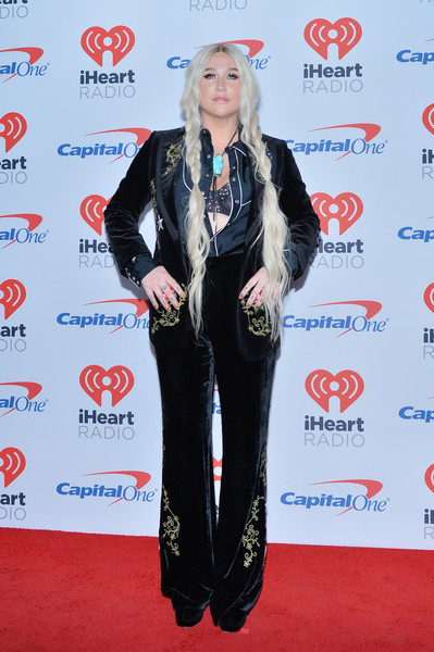 Kesha Photos Photos - iHeartRadio Celebrates CES 2013 With An ...