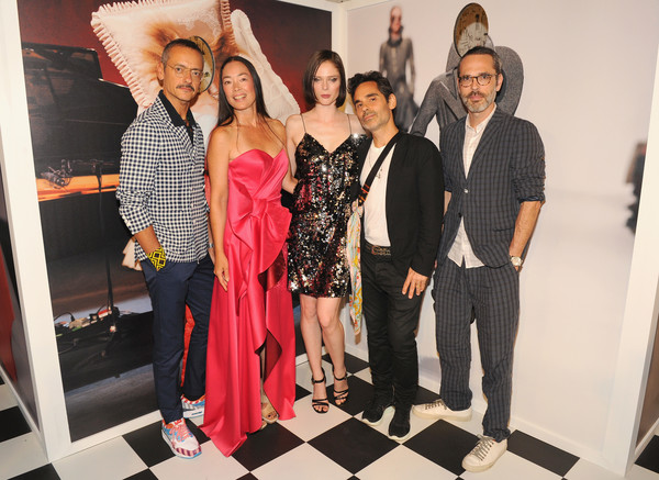 Ketel One Family-Made Vodka Fetes Fashion Artists Viktor&Rolf, Alongside Visionaire, At Launch Of Interactive Installation