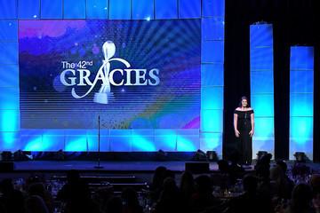 Kether Donohue The 42nd Annual Gracie Awards - Inside