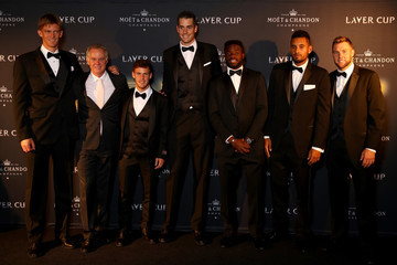 Kevin Anderson Jack Sock Laver Cup Previews - Day 4