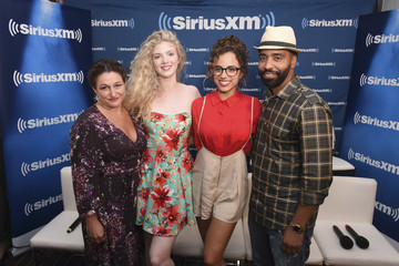 Kevin Carroll SiriusXM's Entertainment Weekly Radio Broadcasts Live From Comic-Con In San Diego