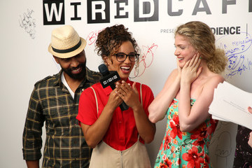 Kevin Carroll 2018 WIRED Cafe At Comic Con Presented By AT&T Audience Network - Day 1