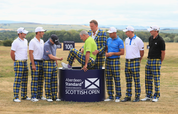 Aberdeen Standard Investments Scottish Open - Previews