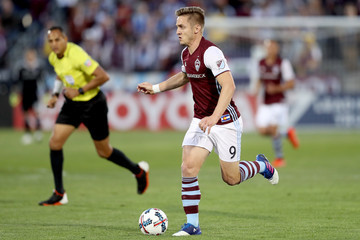 Kevin Doyle Real Salt Lake v Colorado Rapids