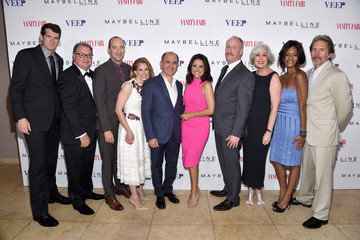 Kevin Dunn Anna Chlumsky 'Veep' Celebrated in West Hollywood