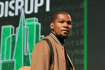 Kevin Durant TechCrunch Disrupt SF 2017 - Day 2